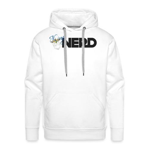 King-Nerd - Men's Premium Hoodie