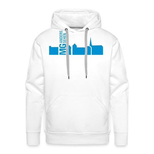 MG anders sehen Logo - Männer Premium Hoodie