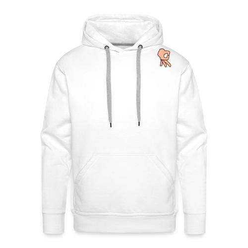 Hand - Mannen Premium hoodie
