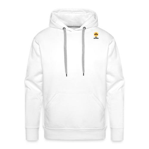 ABEILLE ATL SOUNDS - Sweat-shirt à capuche Premium pour hommes