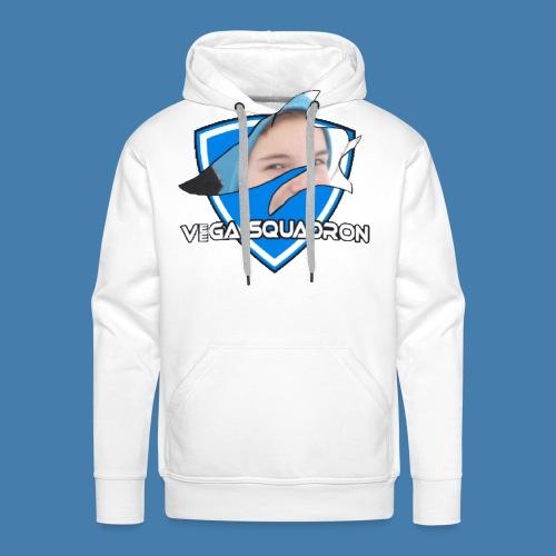 Veega Full Chest Logo - Premium hettegenser for menn