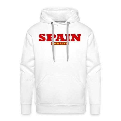 Spanien fürs leben - Spain for Life - Männer Premium Hoodie