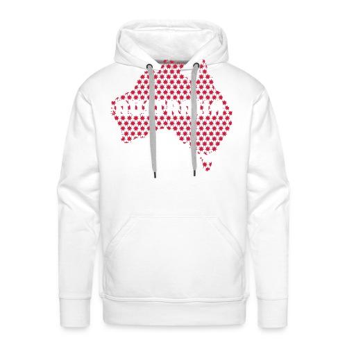 Australie - Mannen Premium hoodie