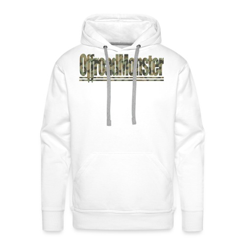 OffroasMonster_Camouflage_T-Shirt - Männer Premium Hoodie