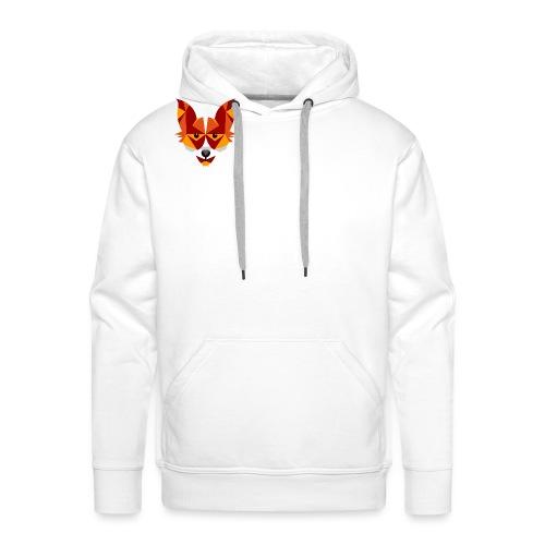 woxx logo transparant png - Sweat-shirt à capuche Premium pour hommes