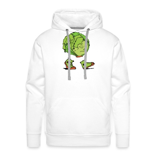 Lettuce Move On - Men's Premium Hoodie