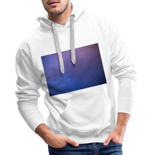 Vent Neptunien - Sweat-shirt à capuche Premium pour hommes