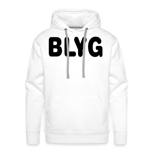 BLYG - Premiumluvtröja herr