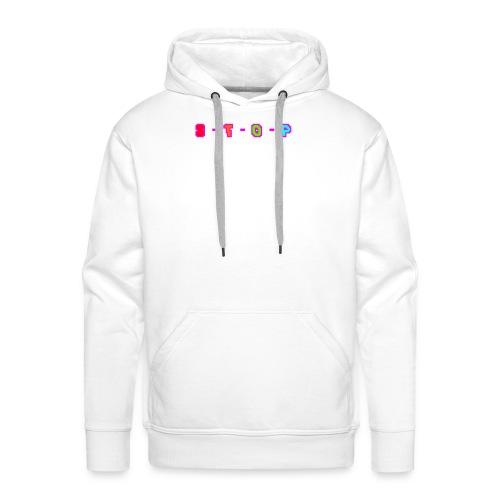 Main hoodie STOP - Men's Premium Hoodie