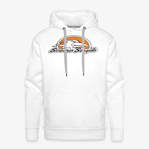 ScreamingSeagulls - Men's Premium Hoodie