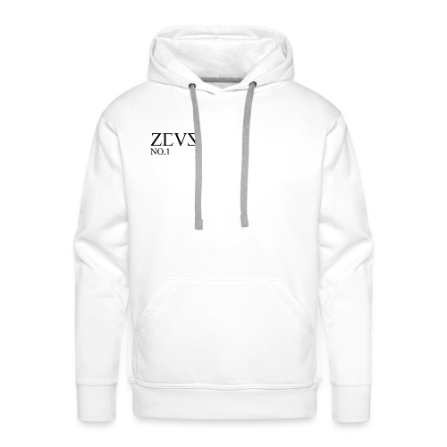 Zeus Alpha Collection No.1 - Männer Premium Hoodie