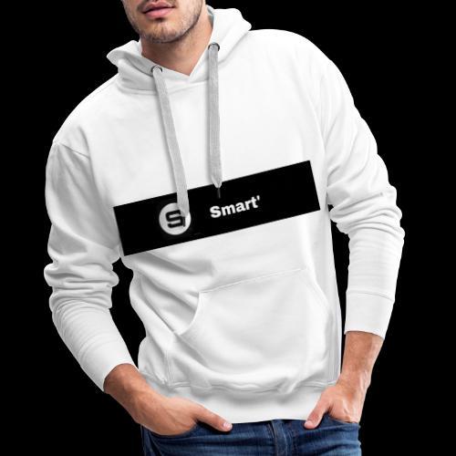 Smart' BOLD - Men's Premium Hoodie