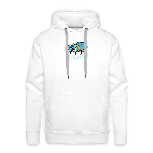 Insectops #6 Scarabée - Sweat-shirt à capuche Premium pour hommes