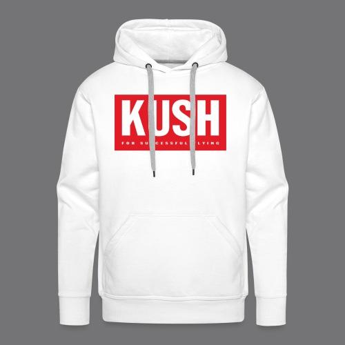 KUSH Tee Shirts - Men's Premium Hoodie