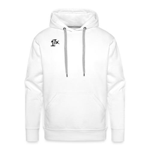 TEAM 1ToX - Sweat-shirt à capuche Premium pour hommes
