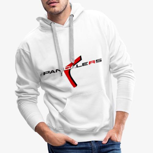 PANIGALERS - Sudadera con capucha premium para hombre