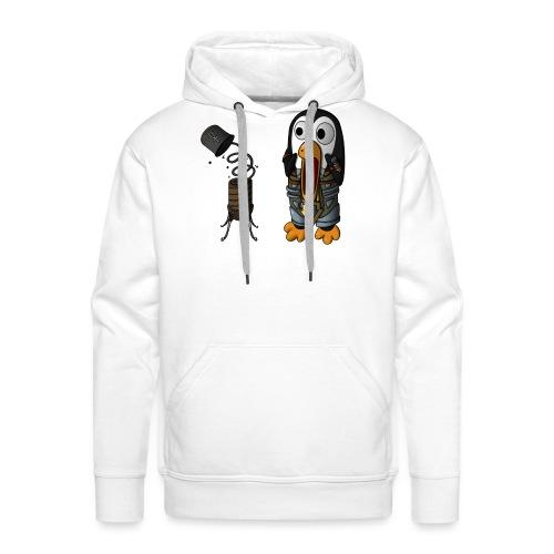 Engie-Gerard - Sweat-shirt à capuche Premium pour hommes