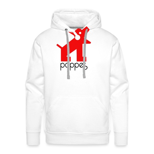 Pappes - Sudadera con capucha premium para hombre