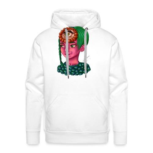 Mynia - Sweat-shirt à capuche Premium pour hommes