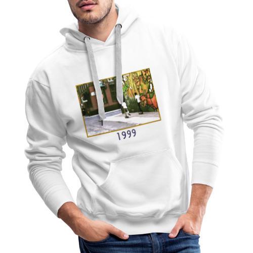 Joey Badass 1999 cover art - Mannen Premium hoodie