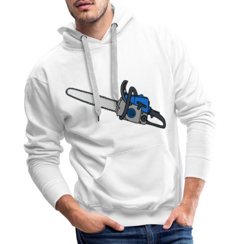 Kettensäge - Männer Premium Hoodie