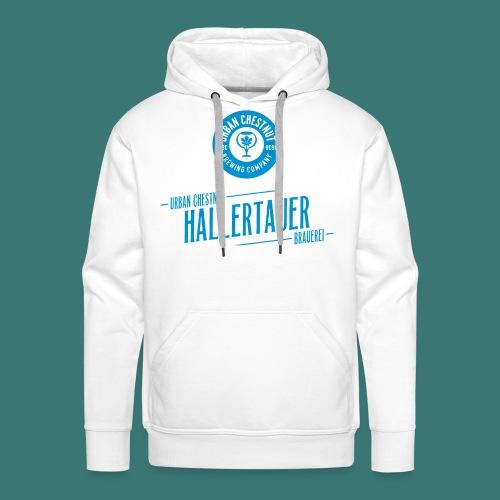 UCBC Hallertau mit Schriftzug - Männer Premium Hoodie