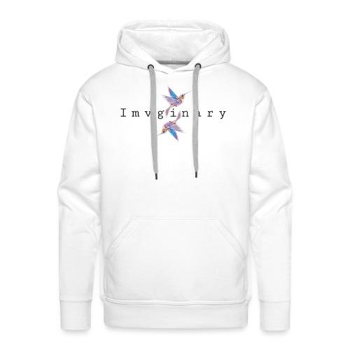 Imaginary - Miesten premium-huppari
