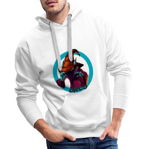 orcadiano 12 - Sudadera con capucha premium para hombre