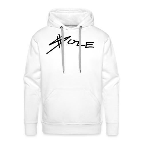 SOLE Logo Hoodie - Männer Premium Hoodie