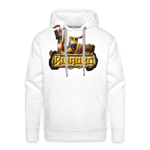 4000x4000 png - Sweat-shirt à capuche Premium pour hommes