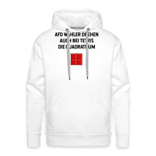 AFD Tetris - Männer Premium Hoodie