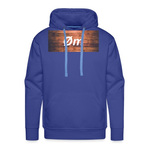 Øm Clothing Basic 2 - Herre Premium hættetrøje