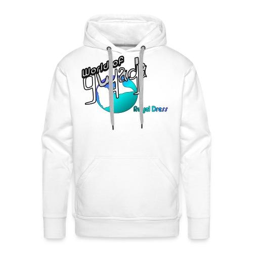 world of gwada - Sweat-shirt à capuche Premium pour hommes