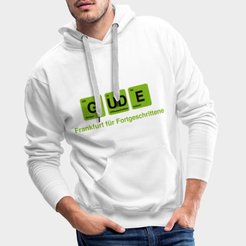 Frankfurt - GUDE - Männer Premium Hoodie