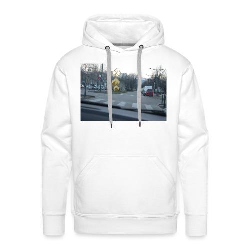 Tidoue 1 - Sweat-shirt à capuche Premium pour hommes