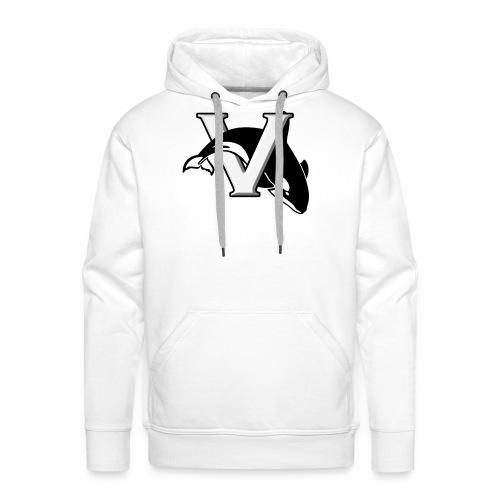 Men's Växjö Killer Whales Logo - Premiumluvtröja herr