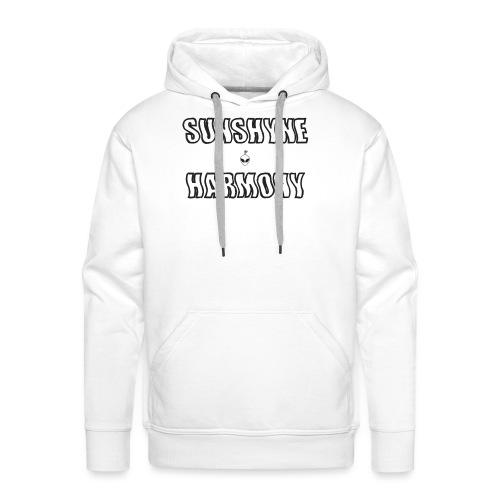 ALIENSHY - Sweat-shirt à capuche Premium pour hommes