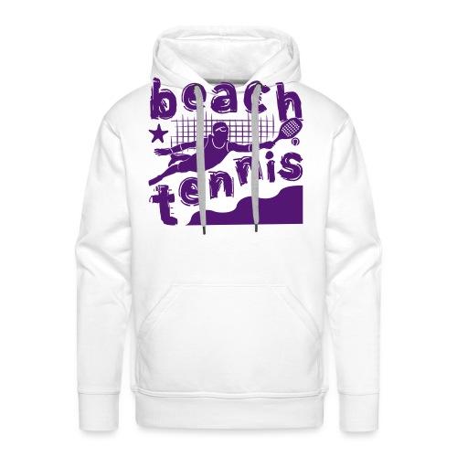 BEACH BOY - Sweat-shirt à capuche Premium pour hommes