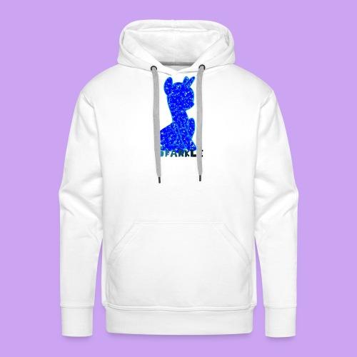 Glitter pony - Men's Premium Hoodie