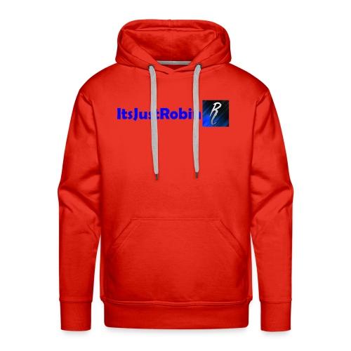 Eerste design. - Men's Premium Hoodie