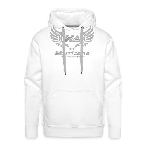 gros logo multicolore - Sweat-shirt à capuche Premium pour hommes