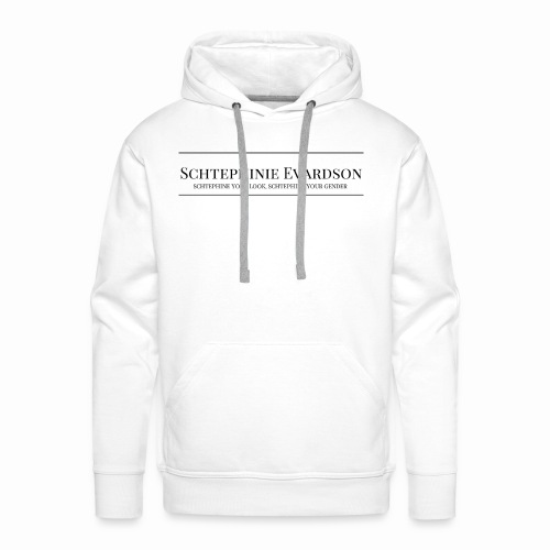 Schtephinie Evardson Professional - Men's Premium Hoodie
