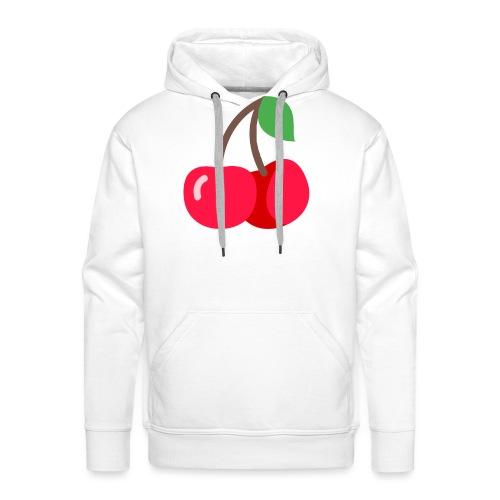 have a cherry - Men's Premium Hoodie