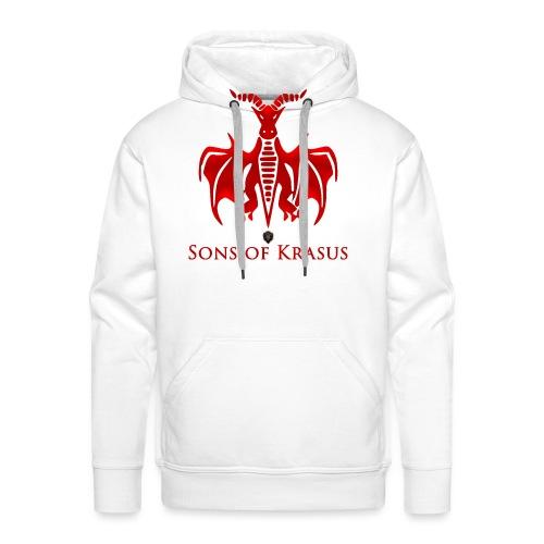 Sons of Krasus - Alliance - Felpa con cappuccio premium da uomo
