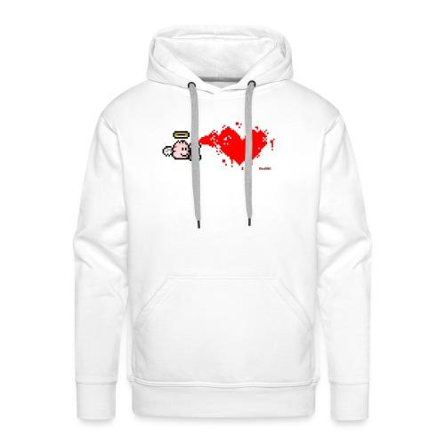 Graffiti Heart - Männer Premium Hoodie