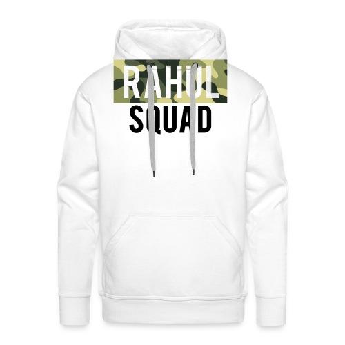 RahulSquad Official Camo T-Shirt - Men's Premium Hoodie