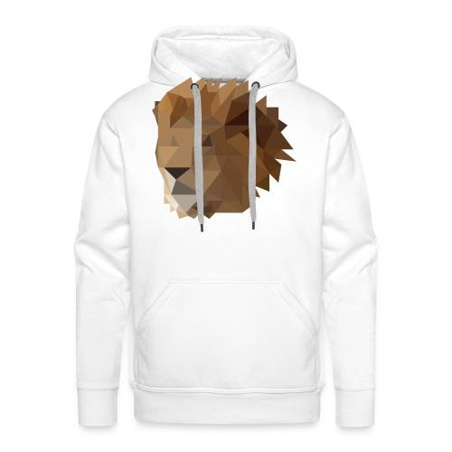 Löwe - Männer Premium Hoodie