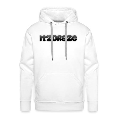 ItzCraze Apparel logo png - Men's Premium Hoodie