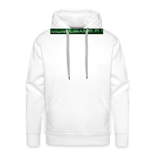 cool6 png - Sweat-shirt à capuche Premium pour hommes