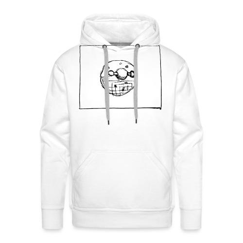nipple - Mannen Premium hoodie
